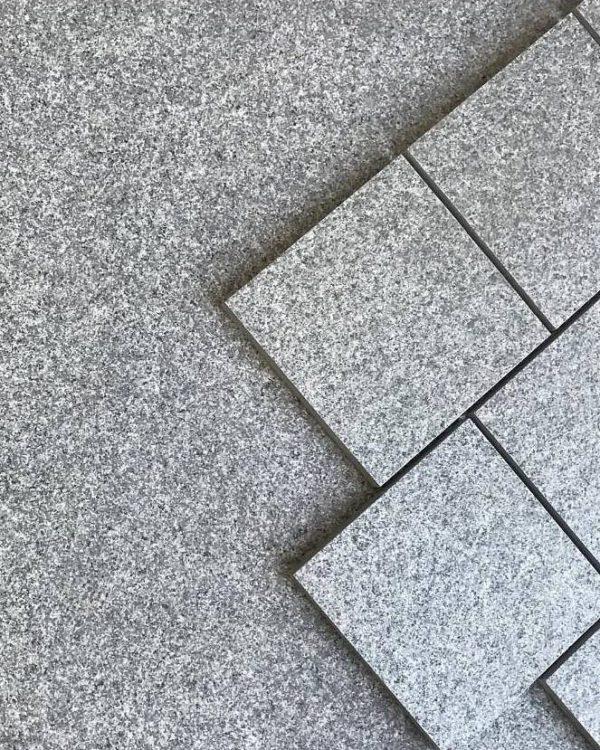 Термообработанная текстура камня