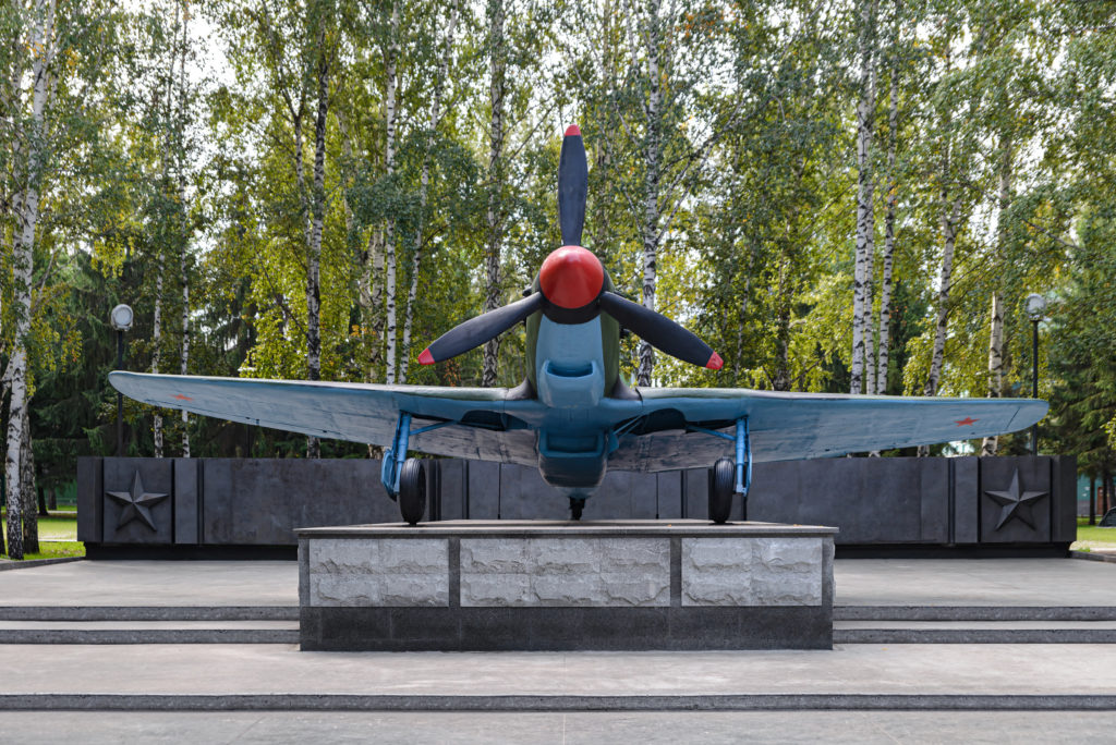 Монумент Славы г.Новосибирск